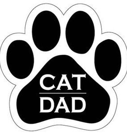 Paw Magnet - Cat Dad