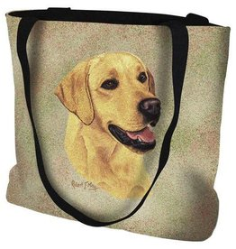 Tapestry Tote Bag Labrador Retriever-Yellow