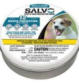 Salvo Flea & Tick Collars for Dogs, SMALL