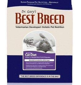 Best Breed CAT Grain Free Chicken/Whitefish/Egg  30lb