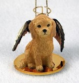 Angel Ornament GoldenDoodle