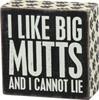 Box Sign - Big Mutts