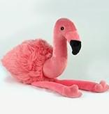 """18"""" Fluff & Tuff Flamingo"""