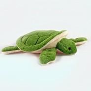 "4"" Fluff & Tuff Turtle"