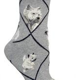 Cairn Terrier Socks