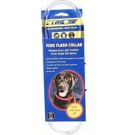 Fido Flash USB Rechargeable Led Safety Collar