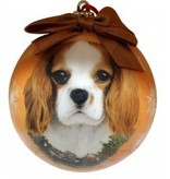 Ball Ornament - King Charles Cavalier