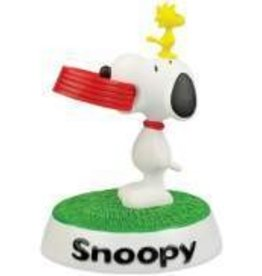 Snoopy Figurine Snoopy and Woodstock figurine