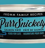 FROMM 5.5 OZ CAT PURRSNICKETY SALMON PATE CAN