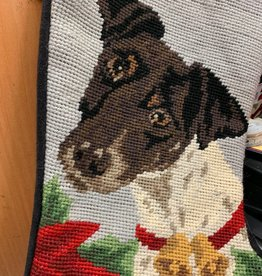 Christmas Stocking Jack Russell Terrier FB