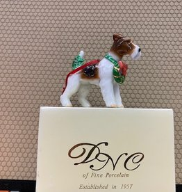 DNC Ornament Fox Terrier
