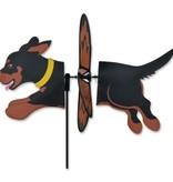 Petite Spinner-Rottweiler