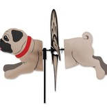 Petite Spinner-Tan Pug