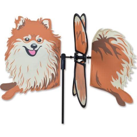 Petite Spinner-Pomeranian