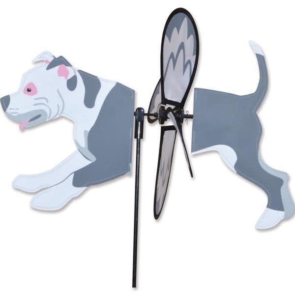 Petite Spinner-Pit Bull