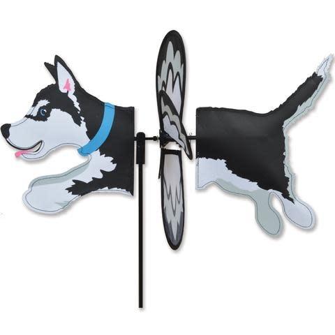 Petite Spinner-Husky