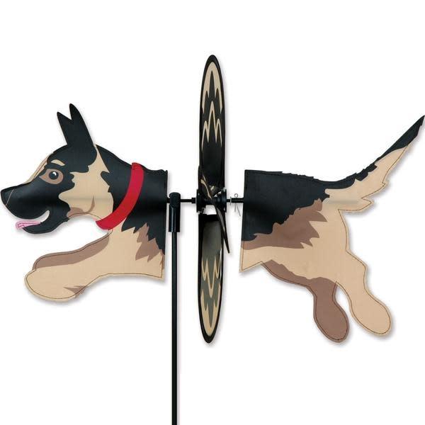 Petite Spinner-German Shepherd