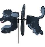 Petite Spinner-Poodle  Black