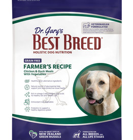 Dr. Gary's Best Breed Dr. Gary's Best Breed Grain Free Farmers Recipe (Chicken Formula)-13 lbs