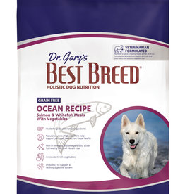 Dr. Gary's Best Breed Dr. Gary's Best Breed Grain Free Ocean Recipe (Salmon Formula)-26 lbs