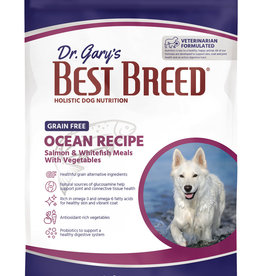 Dr. Gary's Best Breed Dr. Gary's Best Breed Grain Free Ocean Recipe(Salmon Formula)-4 lbs