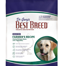 Dr. Gary's Best Breed Dr. Gary's Best Breed Grain Free Farmers Recipe (Chicken Formula)-26 lbs