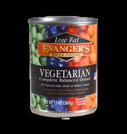 Evangers 12.8 oz Dog & Cat Can Premium Vegetarian Dinner
