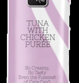 Fussie Cat Puree Treat-TUNA W/ CHICKEN