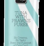Fussie Cat Puree Treat-TUNA W/ PRAWNS