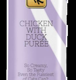Fussie Cat Puree Treat-CHICKEN W/ DUCK
