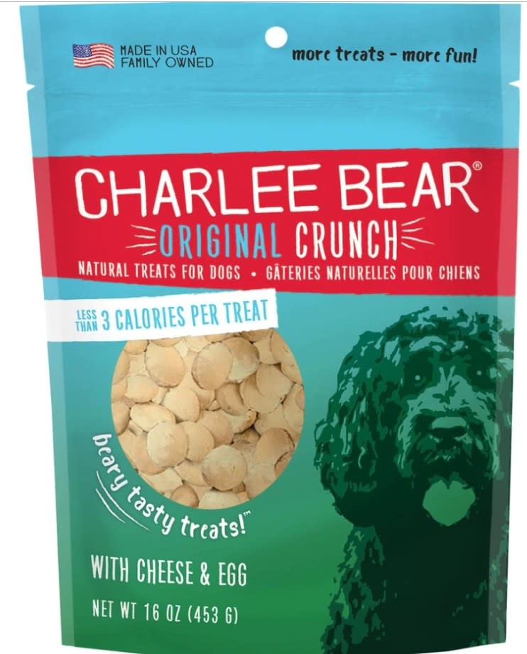 CHARLEE BEAR ORIGINAL CRUNCH WITH CHEESES & EGG-16oz