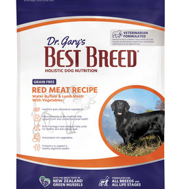 Dr. Gary's Best Breed Dr. Gary's Best Breed Grain Free Red Meat Formula-13 lbs