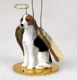 Angel Ornament American Foxhound