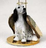 Angel Ornament English Setter