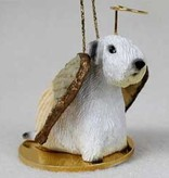 Angel Ornament Sealyham Terrier