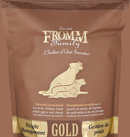 Fromms Gold 5lb Weight Mgmt Dog Food