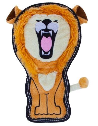 Invincibles Tuff Seamz Lion Toy - Medium