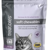 TREATIBLES HEMP SOFT CHEWABLES FOR CATS