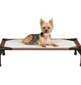 Self-Warming Fleece Pet Cot-Medium