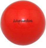 A Dog Named Hank Rubber Dog Toys, 100% Safe & Non-Toxic, Tough Indestructible Dog chew Toy, Durable Ball for Aggressive Chewer & Large Dogs