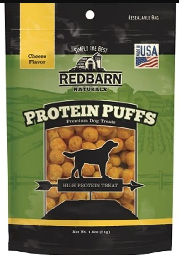 Cheese Flavor Protein Puffs, 1.8oz Bag
