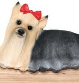 Door Topper Yorkshire Terrier-Show
