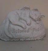 Beloved Pet Cat  Stone