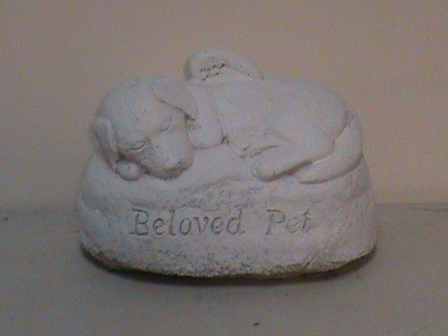 Beloved Pet Dog  Stone