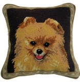 "1o"" Pillow Pomeranian"
