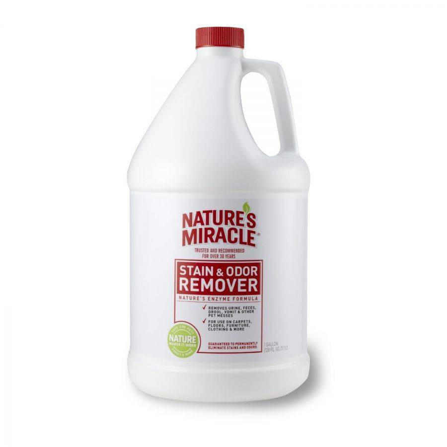 1gal Natures Miracle Stain & Odor Remover