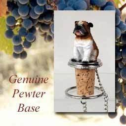 Bottle Topper-Bulldog