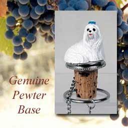 Bottle Topper-Maltese