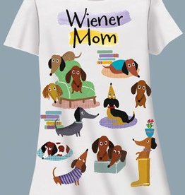 Wiener Mom Sleep Shirt