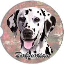 Absorbent Car Coaster - Dalmation
